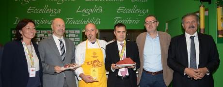 Cibus Coldiretti Azienda Agricola Anfora Fontanellato Michele Fogliati Cantina Carne